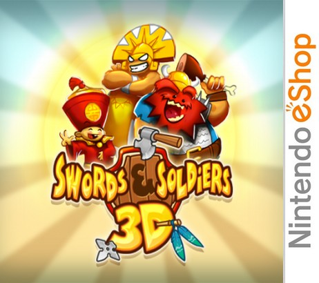 Swords & Soldiers 3D [CIA]