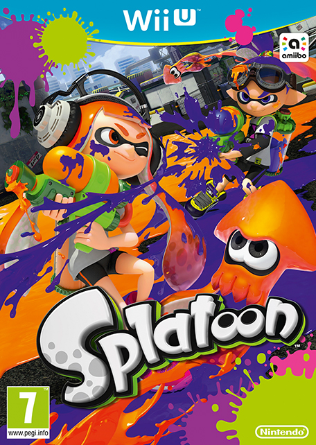 Splatoon (WUP Install)