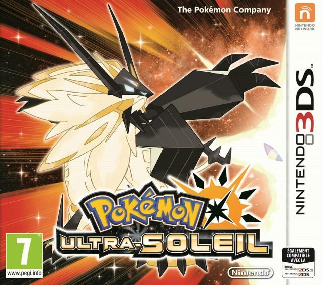 Pokémon Ultra-Soleil [CIA]