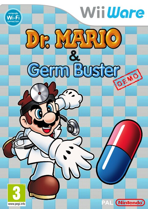 Dr. Mario & Bactéricide