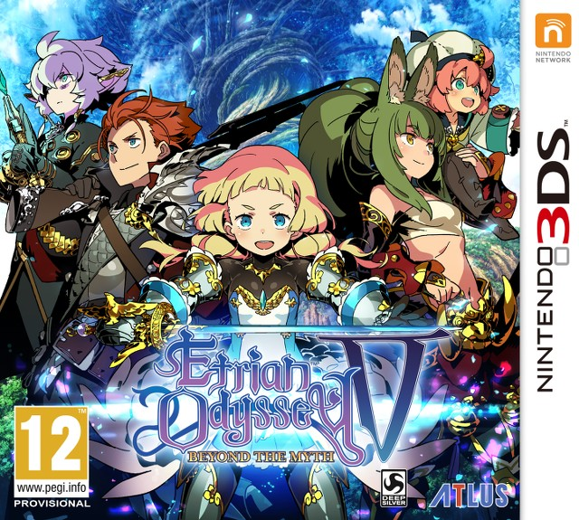 Etrian Odyssey V : Beyond the Myth.EUR.3DS-PUSSYCAT