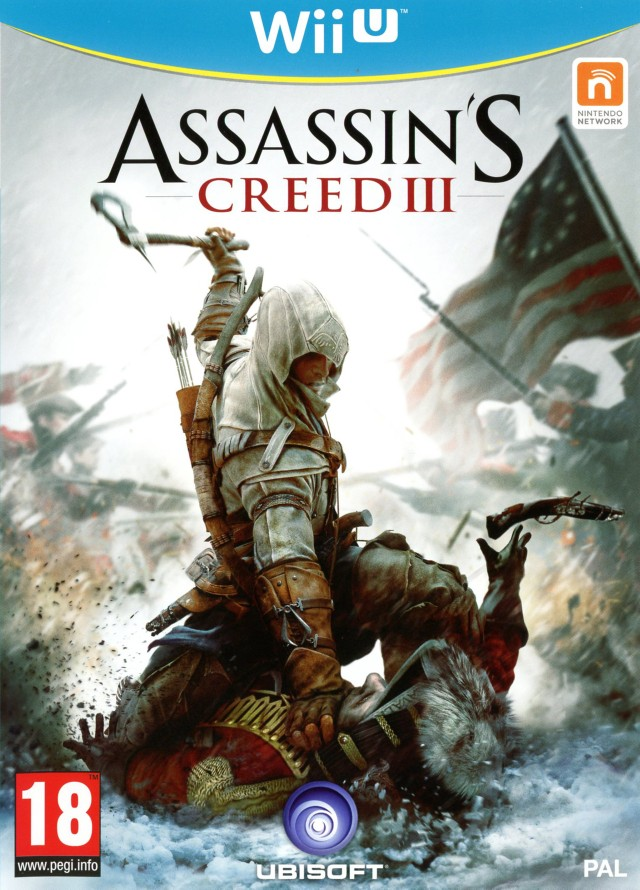 Assassin's Creed III (WUP Install)