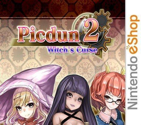 Picdun 2 : Witch's Curse [CIA]