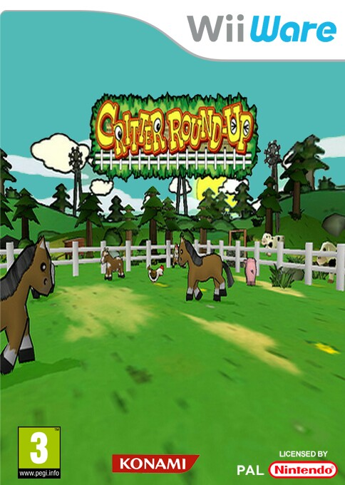 Critter Round-Up