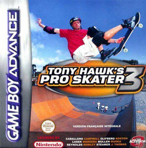 Tony Hawk\'s Pro Skater 3