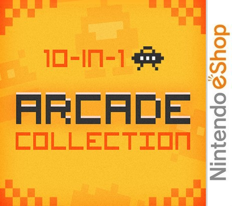 10-in-1 : Arcade Collection [CIA]