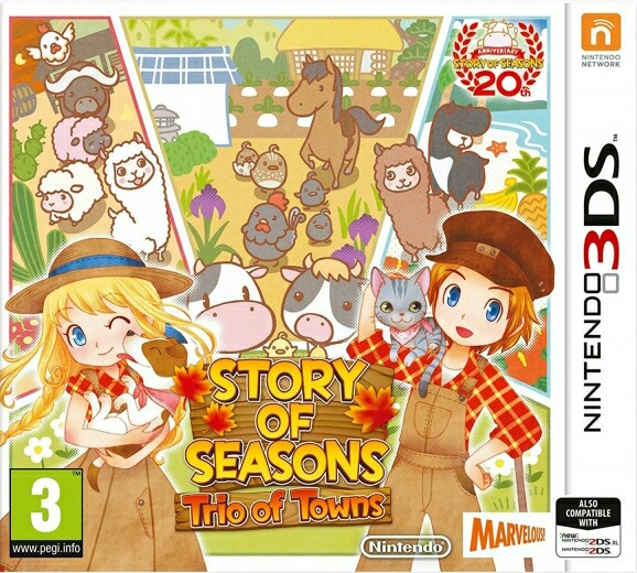 Story of Seasons : Trio of Towns.EUR.MULTI5.3DS-LiGHTFORCE