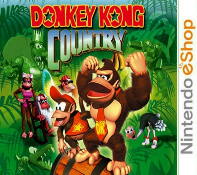 Donkey Kong Country.SNES.VC.EUR.eShop.3DS