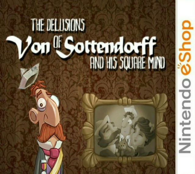 Les Délires de Von Sottendorff et de son Esprit Carré.EUR.eShop.3DS