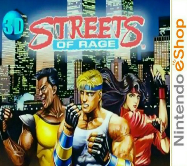 3D Streets of Rage [CIA]