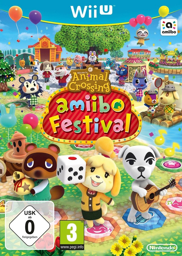 Animal Crossing : amiibo Festival (WUP Install)