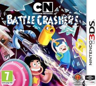 Cartoon Network : Battle Crashers.EUR.MULTI6.3DS-LiGHTFORCE