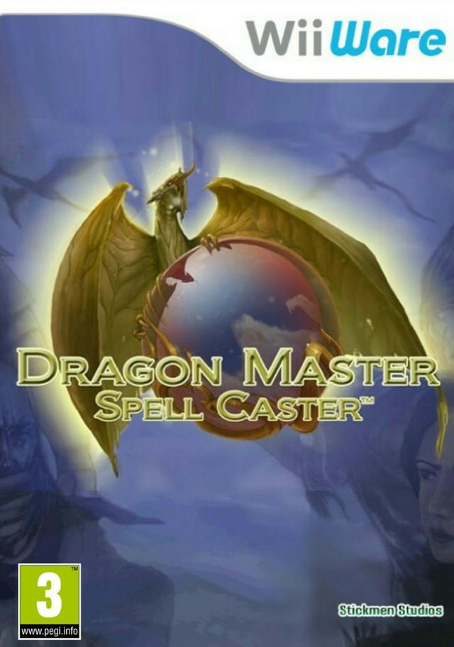 Dragon Master : Spell Caster