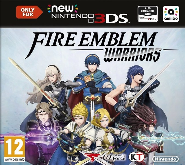 Fire Emblem Warriors.EUR.MULTi5.N3DS-LiGHTFORCE