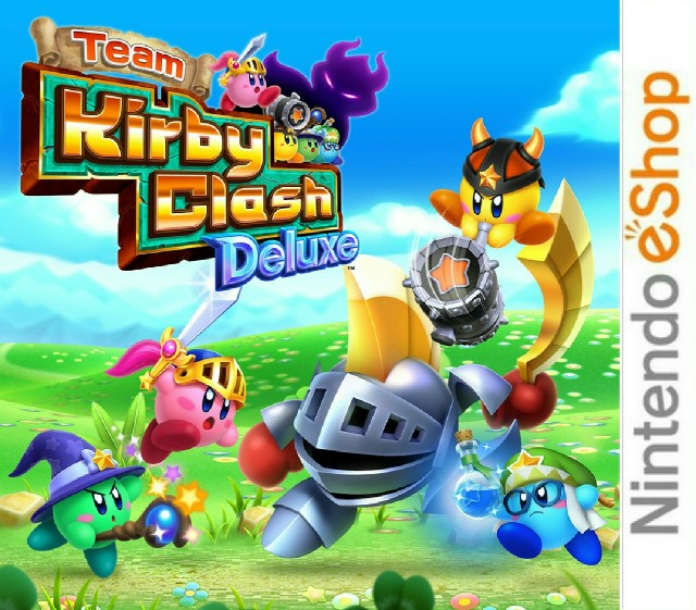 Team Kirby Clash Deluxe.EUR.eShop.3DS