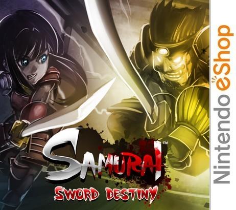 Samurai : Sword Destiny [CIA]