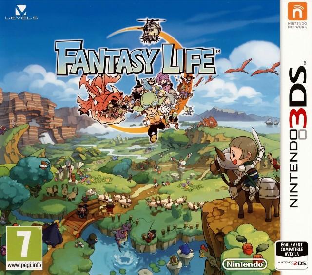 Fantasy Life [DECRYPTED]