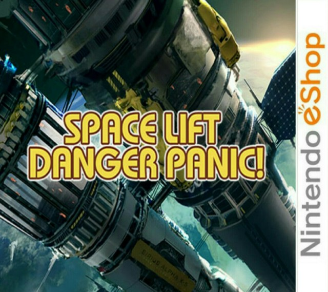 Space Lift : Danger Panic ! [CIA]