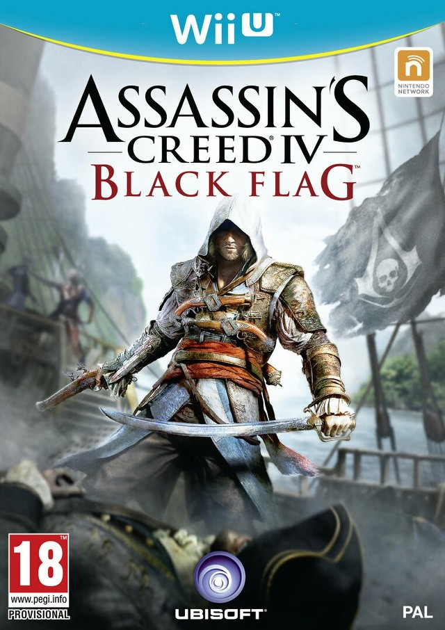 Assassin's Creed IV : Black Flag (WUP Install)