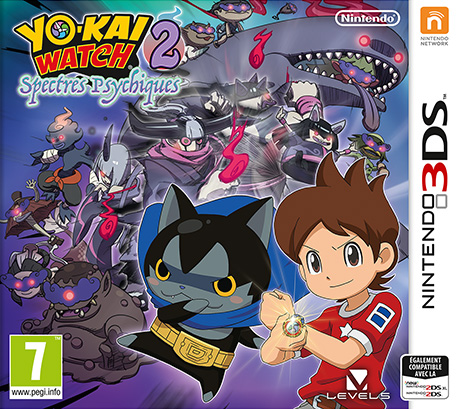 Yokai Watch 2 : Spectres Psychiques [CIA]