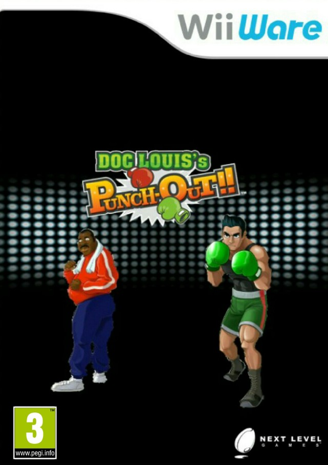 Doc Louis's : Punch-Out!!