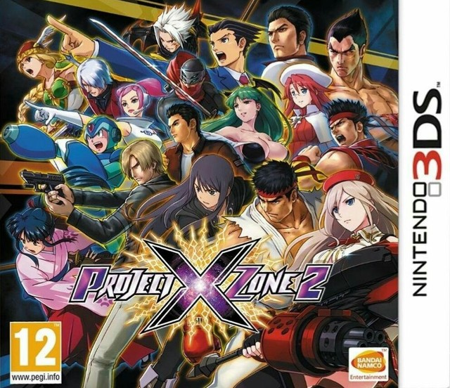 Project X Zone 2 [CIA]
