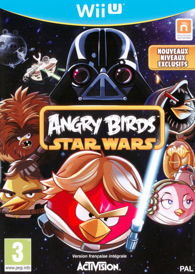 Angry Birds : Star Wars (WUP Install)