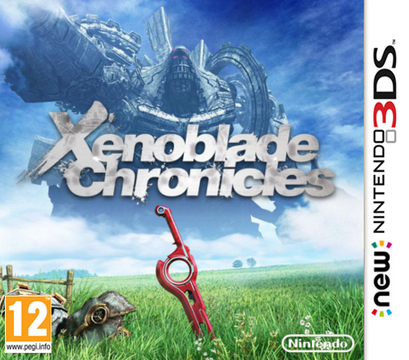 Xenoblade Chronicles 3D.N3DS-VENOM