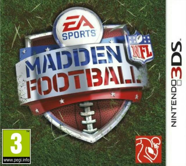 Madden NFL Football [CIA]