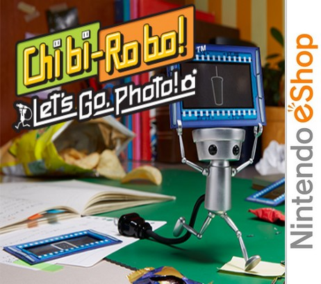 Chibi-Robo! Let's Go, Photo! [CIA]
