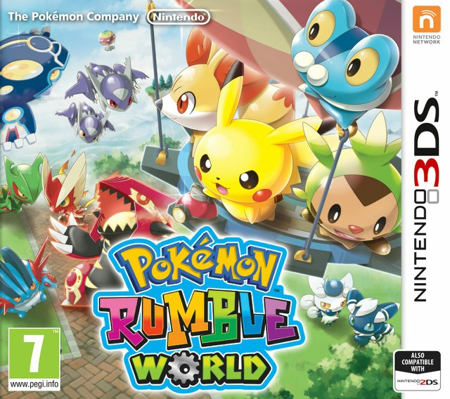 Pokémon : Rumble World.EUR.MULTi5.3DS-PUSSYCAT