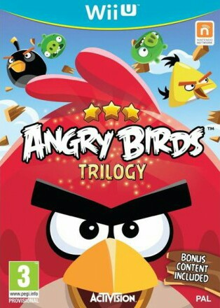 Angry Birds Trilogy (WUP Install)