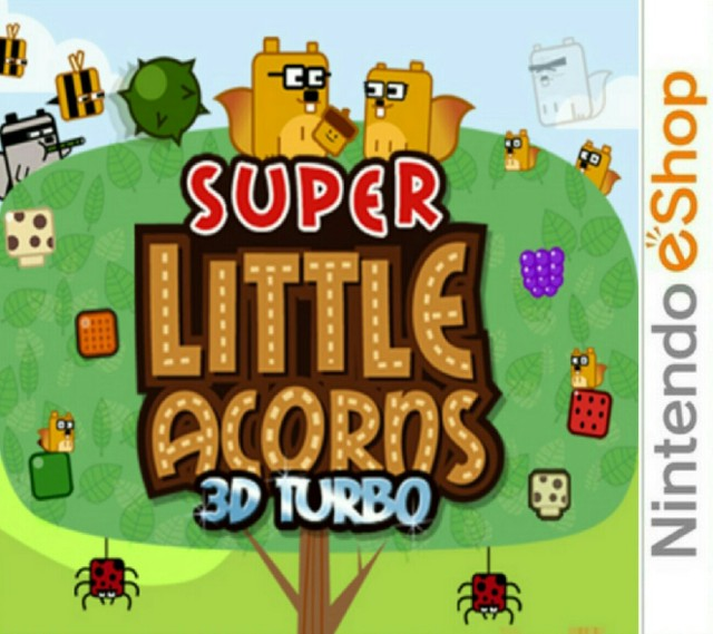 Super Little Acorns 3D Turbo [CIA]