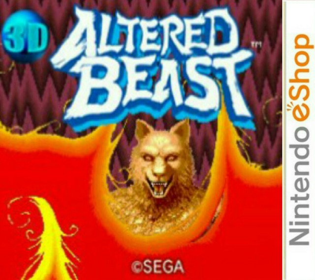3D Altered Beast [CIA]