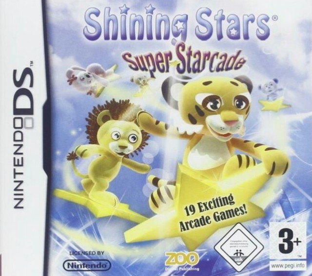 Shining Stars : Super Starcade