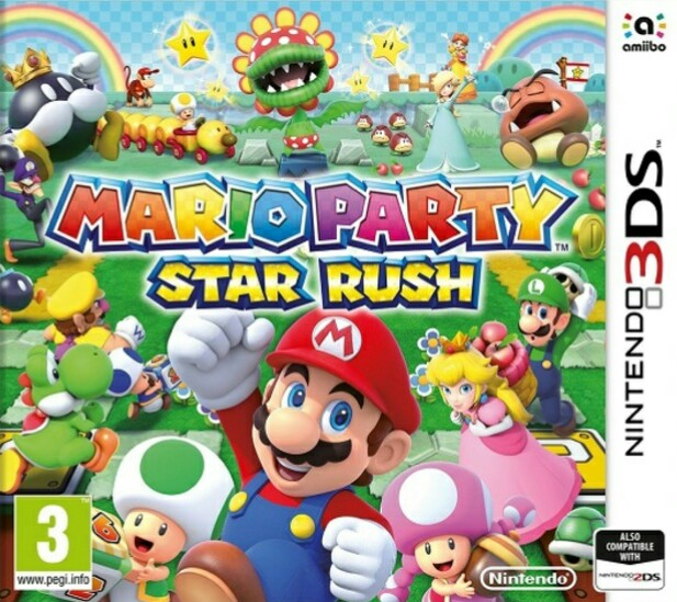 Mario Party : Star Rush [DECRYPTED]