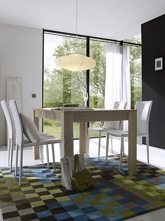 Tavolo moderno Rustica tavolo sala da pranzo cucina moderno rovere ...
