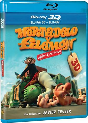 Mortadello e Polpetta contro Jimmy lo Sguercio (2014) mkv 3D Half SBS 1080p AC3 ITA SPA -DDN