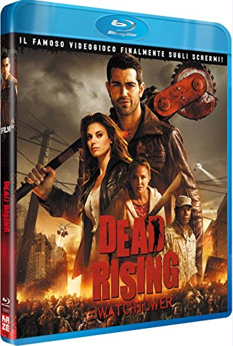 dead rising watchower bluray