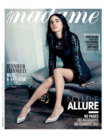 Madame Figaro Du Samedi 12 & Dimanche 13 Septembre 2015