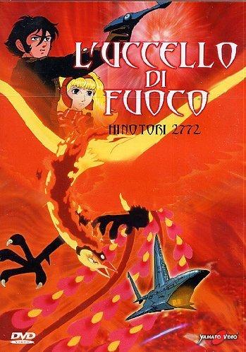 L'Uccello di Fuoco - Hi No Tori 2772: DVD