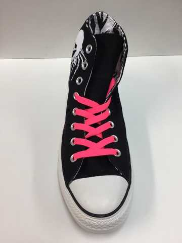 SCARPE SNEAKERS DONNA CONVERSE ALL STAR ORIGINALE CT BLONDIE HI 113880 NEW