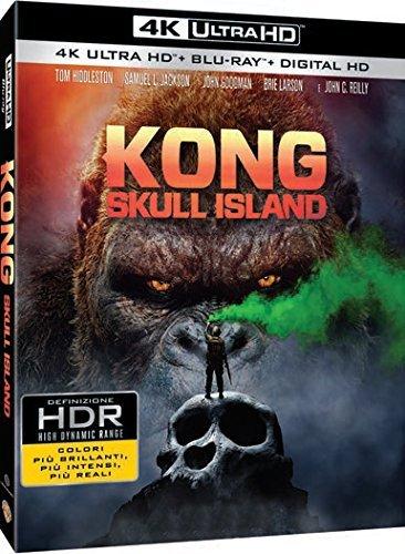 KONG Skull island 4k