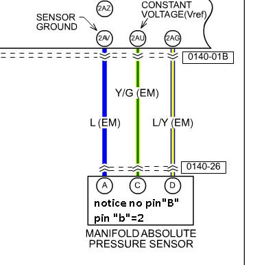 [DIAGRAM_38IS]  Bosch 3 Bar MAP sensor installation [Archive] - MX-5 Miata Forum | Bosch Map Sensor Wiring Diagram 4 Wire |  | Miata Forum - Miata.net
