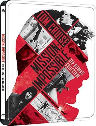 mission impossible 5 movie collection steelbook