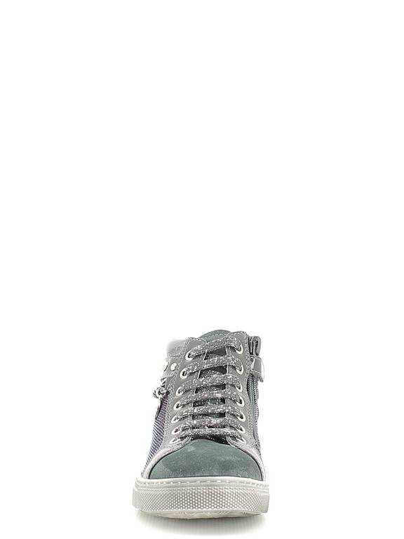 SCARPE SNEAKERS DONNA BIMBA NERO GIARDINI TEEN ORIGINAL A631760F A/I 2016/17 NEW