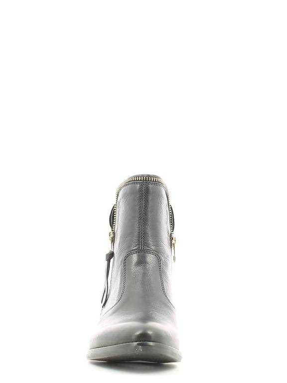 SCARPE STIVALI DONNA NERO GIARDINI ORIGINALE A616142D A/I 2016/17 PELLE SHOES