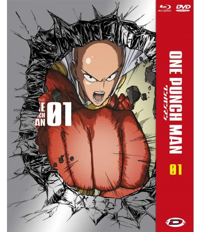 one punch man dvd blu-ray limited 1