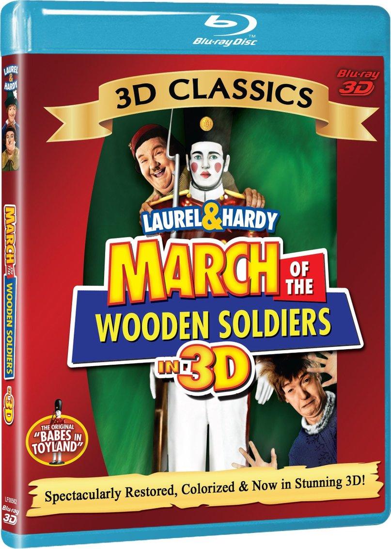 Stanlio e Ollio – Nel paese delle meraviglie (1934) BDRA 3D BluRay Full AVC DD ITA DTS-HD ENG - DB