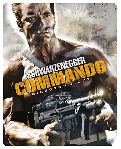 commando steelbook